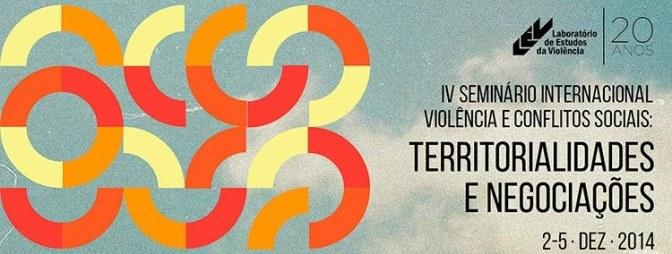 Seminário Internacional Violência e Conflitos Sociais