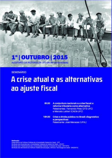 Cartaz - Seminário Crise Atual-03