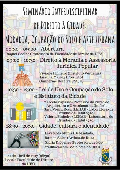 thumbnail_Seminário Interdisciplinarde Direito à Cidade- Moradia, Ocupação do Solo e Arte Urbana (5)