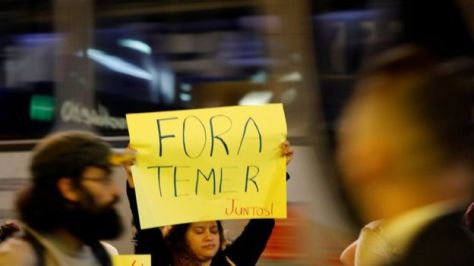 fora temer bbc brasil
