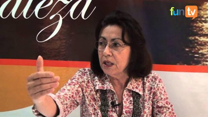 Entrevista com Maria Luiza Fontenele