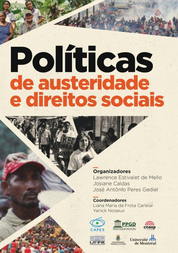 Livro - Politicas de austeridade e direitos sociais