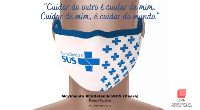 #EuDefendooSUS